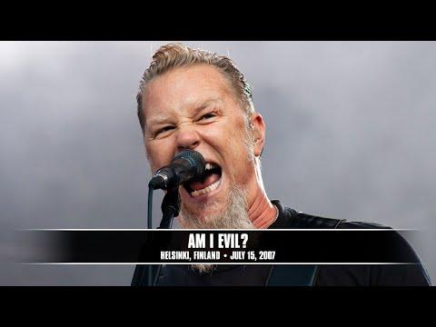 Metallica: Am I Evil? (MetOnTour - Helsinki, Finland - 2007) Thumbnail image