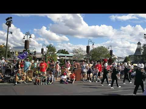 Harborfields High School Matching Band - Disney 11/11/2018