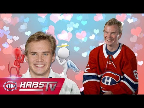 Habs share dating advice for single teammates