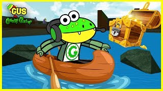 ROBLOX Build a Boat for Treasure Pretend Play Pirate Let's Play