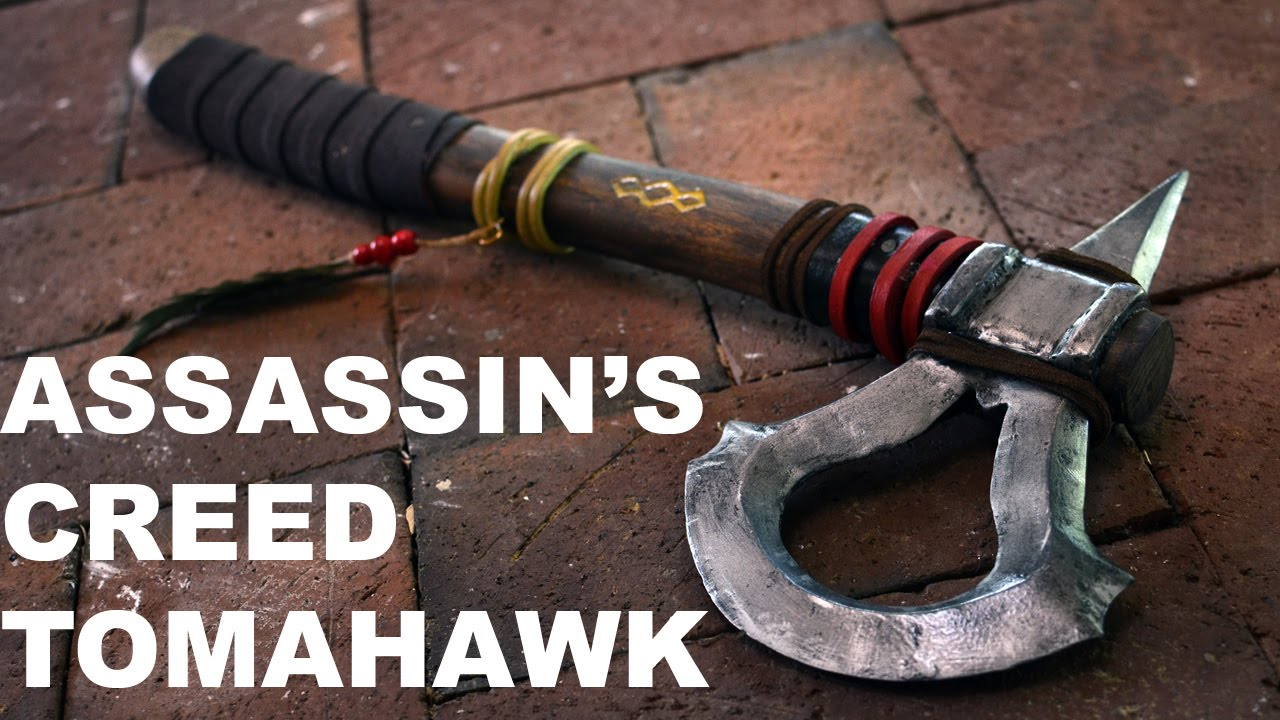 Assassin S Creed Tomahawk Youtube