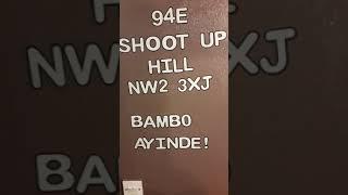 bambo's lifestyle Night time at my house (I am bambo)