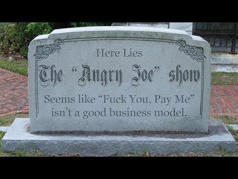 Angry Joe vs His Own Audience