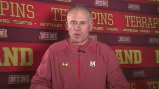DJ Durkin Talks About Making the Quick Lane Bowl Game