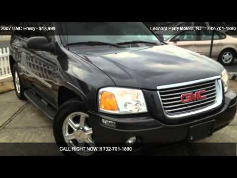 2007 gmc envoy slt 1 4wd for sale in point pleasant nj for Leonard perry motors nj
