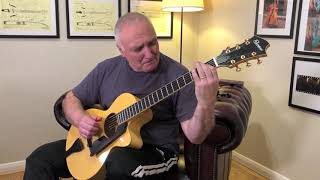 TONY FUCILE PLAYS CHET ATKINS ON FIBONACCI ROMA No 1