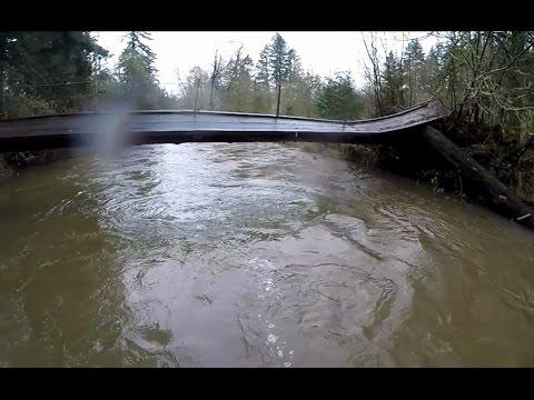 Salmon Creek SUP