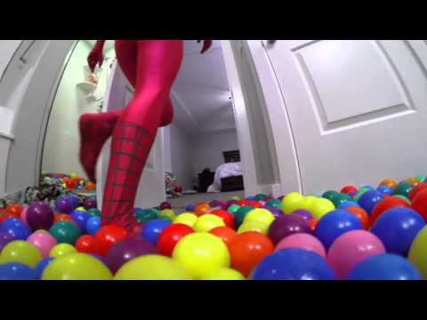Superheroes in Real Life Compilation Spiderman Frozen Elsa Pink Spidergirl Twins Mermaid vs doctor04