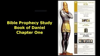 The Christian Marauder: Bible Study Daniel Chapter One