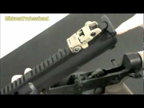 S&W M&P 15-22 disassembly and assembly