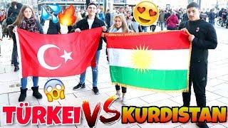TÜRKEI vs KURDISTAN (endet mit beef) | 🇹🇷🇹🇯 | Auf DIESE MÄNNER stehen FRAUEN!😱 Video