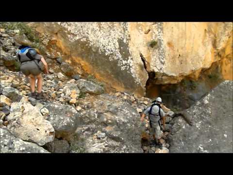 Aradena Gorge - Wąwóz Aradena,Kreta