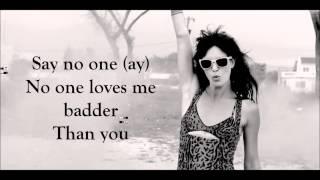 Elliphant - Love me badder | Lyrics