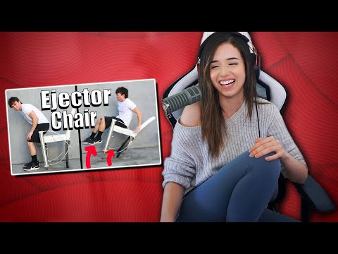 Pokimane reacts to Michael Reeves: I Hate Your Robot Ideas