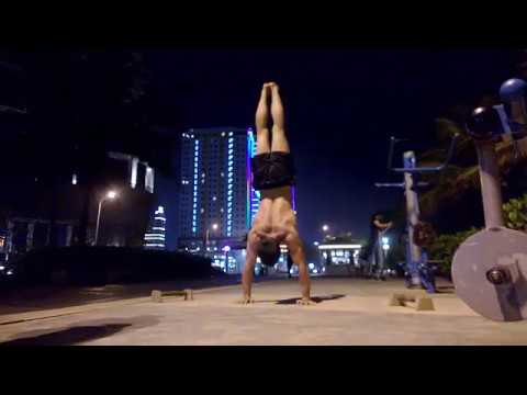 Các bài tập street workout nâng cao giúp tăng sức mạnh cơ bắp