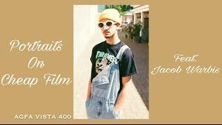 Portraits on Cheap Film Agfa Vista 400 + Lomography Color 100 Film
