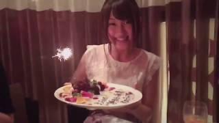 えみちの誕生日&卒業のお祝い! 沖田彩華(あーぽん)、川上礼奈(れな...