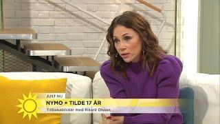 Här får Rickard Olsson Tilde att gråta - Nyhetsmorgon (TV4)