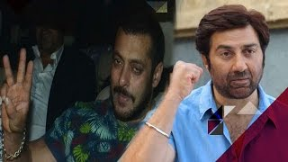Salman Khan PROMOTES Sunny Deol's Movie 'Ghayal Once Again' On Twitter   Bollywood News