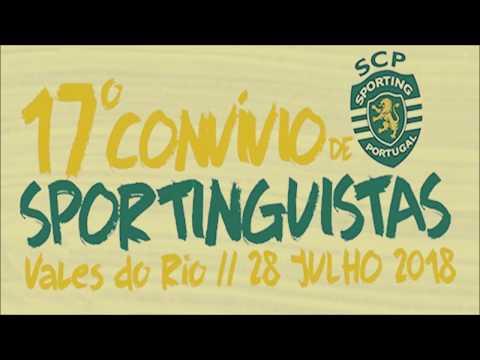17º Convívio de Sportinguistas em Vales do Rio / 28 de Julho de 2018