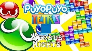Versus Nights - Ale vs JP - Puyo Puyo Tetris (NSW)