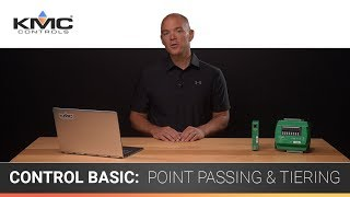 Control Basic: Point Passing Operation & Tiering Large Networks