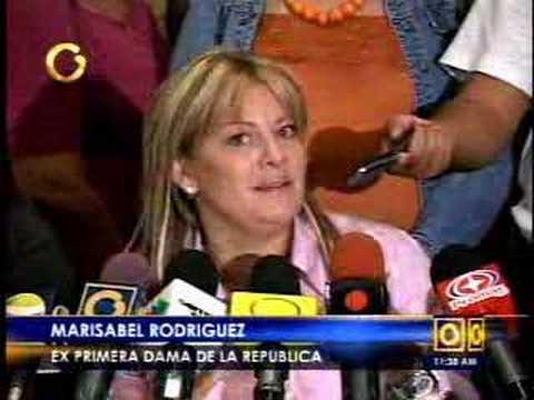 Marisabel Asegura Que Chavez No Cumple Su Labor Como Padre