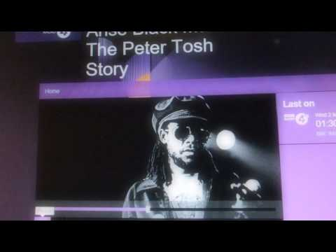 Peter Tosh Did Not Sing Pop Songs Like Bob Marley