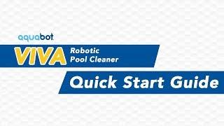 Aquabot Viva - Quick Start Video