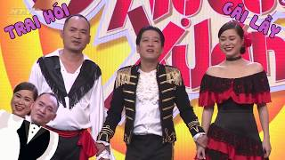 Hari Won bật mí mặc chung váy ngủ với Trấn Thành | 7 NỤ CƯỜI XUÂN | 7NCX HTV