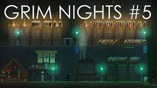 Grim Nights #5 (What Are These Bugs?!!)