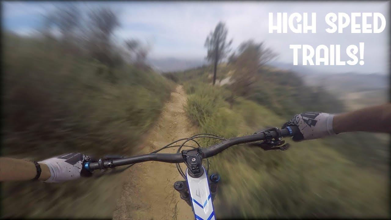 MOUNTAIN BIKE TRAIL MADNESS! | BEST MTB TRAILS IN SOCAL?!
