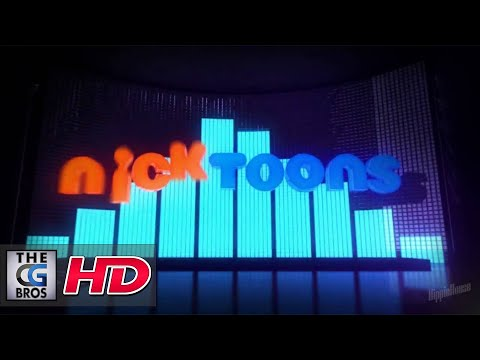 "CGI 3D Short Spot HD: ""Nick Toons"" Bumper Pack  by -  Hippie House"