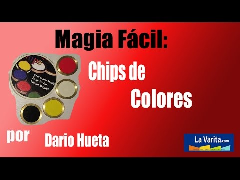 Chips Cambio de color Pro video