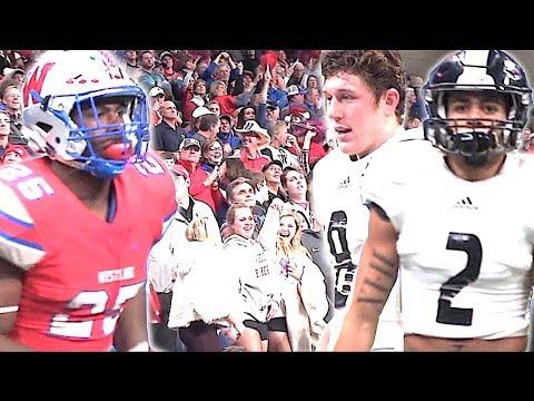 🔥🔥 Westlake vs Steele : Texas 6A, Div 2 Quarter Final - UTR Highlight Mix