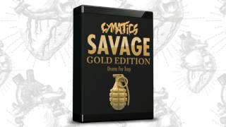 Cymatics - Savage Gold Edition (Free Doownload)