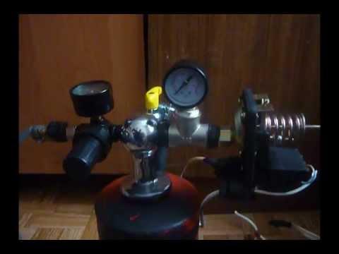 Самодельный компрессор из
