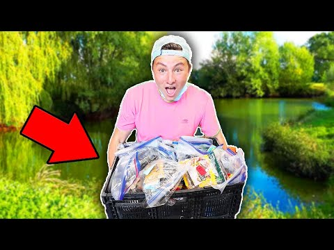 I Found 1,000's Of ANTIQUE Fishing Lures!