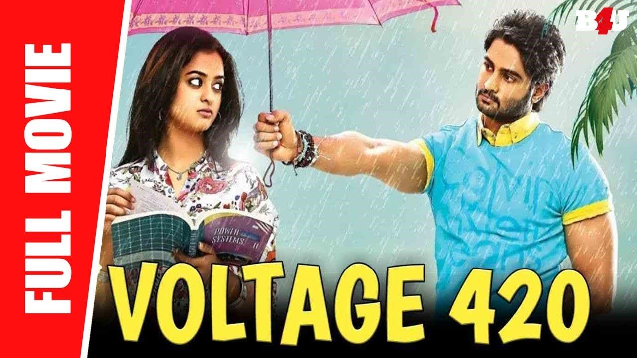 Download Voltage 420 - New Full Hindi Dubbed Movie | Sudheer Babu, Nanditha Raj, Posani | Full HD