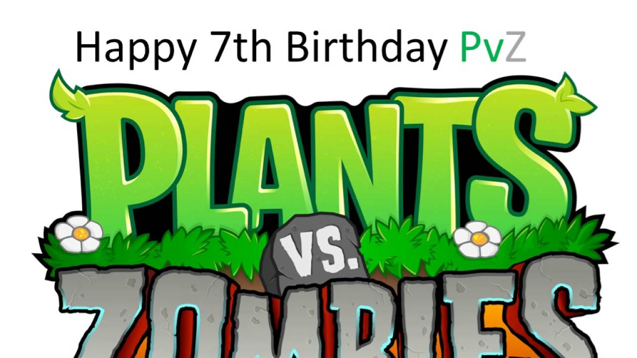 FELIZ CUMPLEA u00d1OS PLANTS VS ZOMBIES TOP 5 PLANTAS MateoProCrafting 15 YouTube