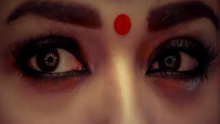 Nayanthara inspired EYE MAKEUP Look from KASHMORA | BOLD EYES LOOK |