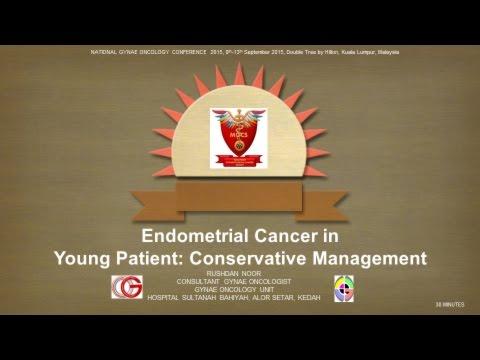 endometrial cancer in young patients tratamentul parazitului cu chimen
