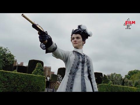 The Favourite  New  starring Olivia Colman, Emma Stone, Rachel Weisz  Film4