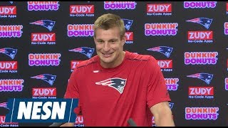 gronk highlights
