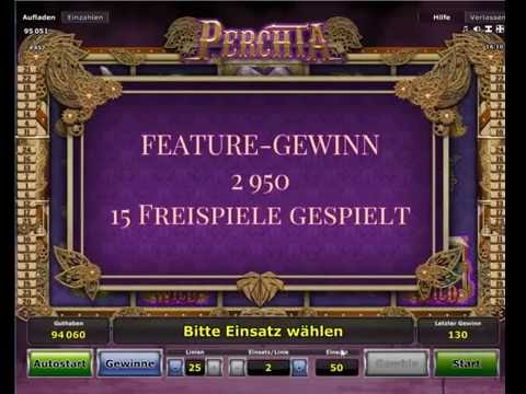 Online pokie Perchta by Novomatic   play for real money