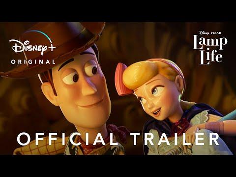 Lamp Life | Official Trailer | Disney+
