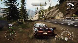 Need for Speed Rivals PC - Lamborghini Veneno Gameplay
