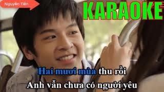 [KARAOKE] Độc Thân Không Phải Là Ế - Nguyễn Trung Đức - Beat Chuẩn