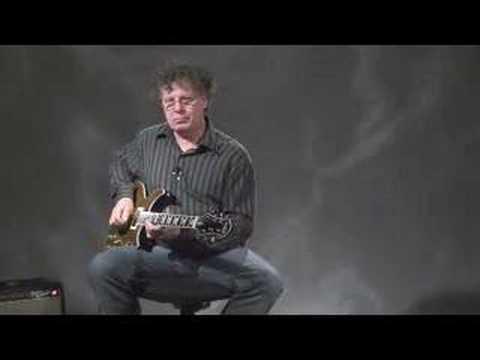 Eastwood GP Guitar - Brian Greenway