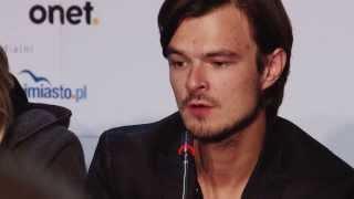 38. Gdynia - Festiwal Filmowy. Konferencja filmu